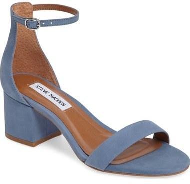 d88a7b90b48 £51, Steve Madden Irenee Ankle Strap Sandal