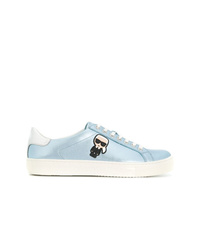 Karl Lagerfeld Karlito Patch Sneakers