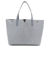 Vince Croc Embossed Medium Tote