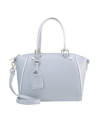 New Look Venus Mini Bowler Handbag Light Blue