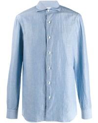 Barba French Collar Shirt