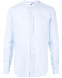 Shanghai Tang Linen Shirt