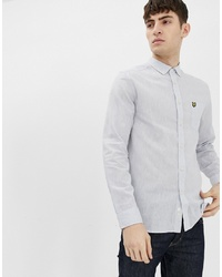 Lyle & Scott Ls Cotton Linen Shirt
