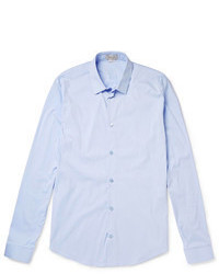 Light Blue Long Sleeve Shirt