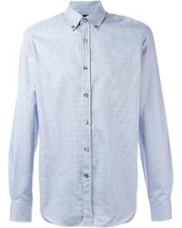 Lanvin Button Down Collar Shirt