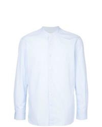 Kent & Curwen Collarless Shirt