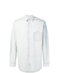 Comme des Garcons Comme Des Garons Oversized Long Sleeve Shirt