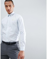Farah Smart Farah Slim Long Sleeve Shirt
