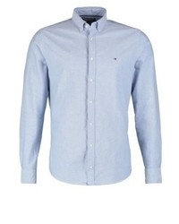 Tommy Hilfiger Ivy New York Fit Shirt Shirt Blue