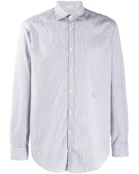 Massimo Alba Long Sleeve Fitted Shirt