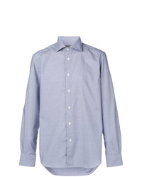 Corneliani Long Sleeve Fitted Shirt