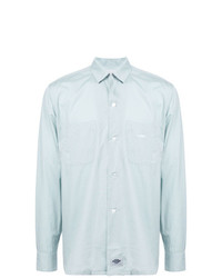 Dickies Construct Long Sleeve Fitted Shirt