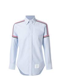 Thom Browne Oxford Elastic Stripe Shirt