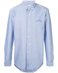 Palm Angels Button Down Shirt