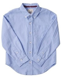 Peek Millbr Oxford Woven Shirt