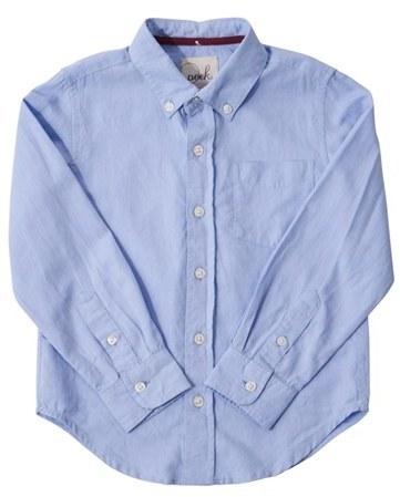 Peek Millbr Oxford Woven Shirt
