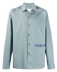 Oamc Pocket Detail Shirt