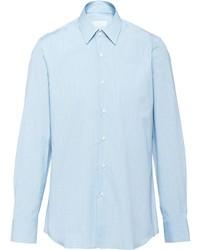 Prada Printed Slim Shirt