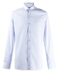 Lanvin Slim Fit Oxford Shirt
