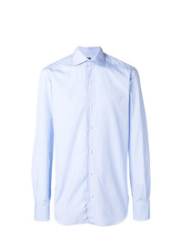 Barba Spread Collar Shirt