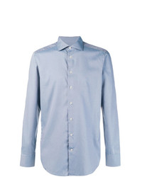 Etro Spread Collar Shirt