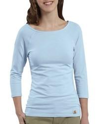 Light blue long sleeve t shirt original 2880015