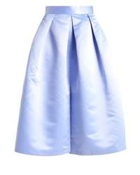 A line skirt pale blue medium 3905273
