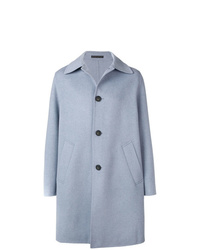 Light Blue Overcoat