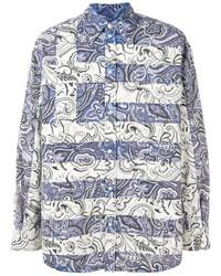 Y/Project Paisley Print Shirt