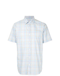 Gieves & Hawkes Checked Shirt