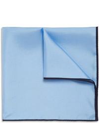 Drakes silk twill pocket square medium 176703