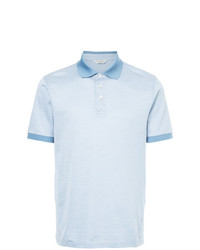 Gieves & Hawkes Patterned Polo Shirt
