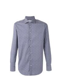 Allover print shirt medium 7162107