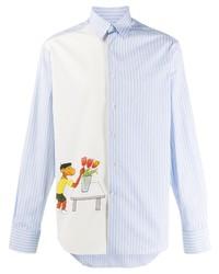 Lanvin Babar Monkey Shirt