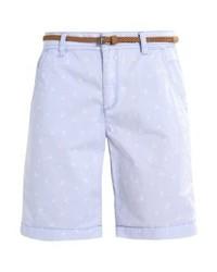 Esprit Palm Shorts Light Blue Lavender
