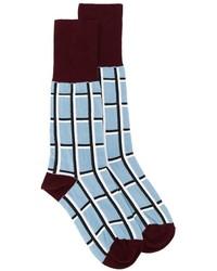 Marni Graphic Print Socks