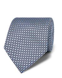 Brioni 85cm Silk Jacquard Tie