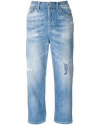 Distressed cropped jeans medium 5206681