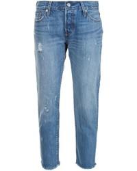 Distressed cropped jeans medium 691628