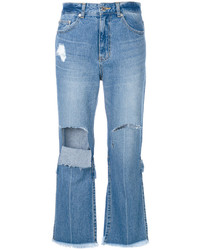 Ripped cropped jeans medium 4395168