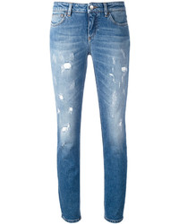 Distressed skinny jeans medium 4105544