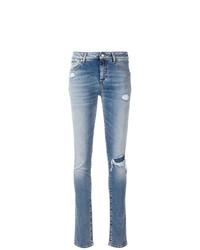 Sportmax Distressed Skinny Jeans