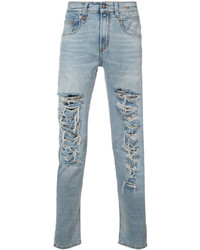 R13 distressed skinny jeans medium 5143685