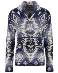 Ralph Lauren Cardigan Blue Multi