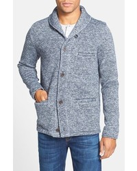 Surfside Supply Herringbone Fleece Cardigan