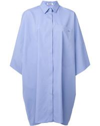 Jil Sander Classic Shift Shirt