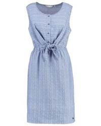 Wave dress lightblue medium 3841889