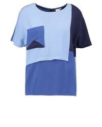 Atezzo blouse indigo blue medium 3939354