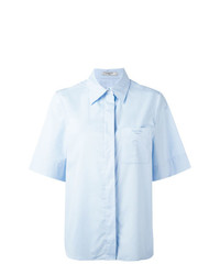 Lanvin Boxy Short Sleeved Shirt