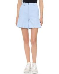 Acne Studios Othella Linen Shorts